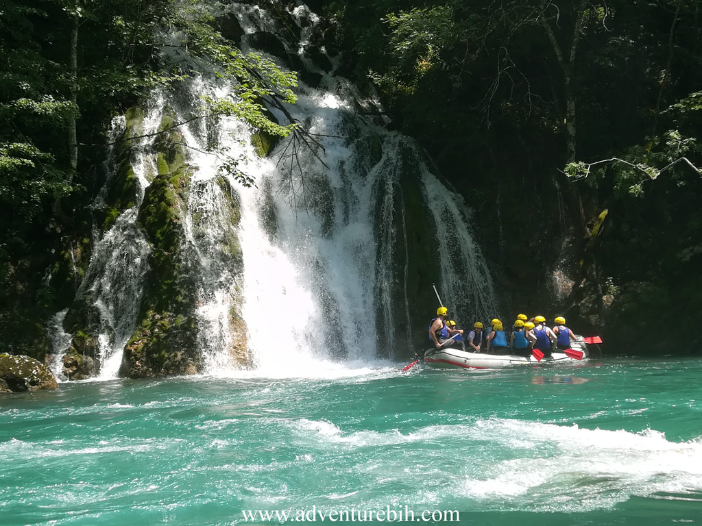 Rafting Tara canyon from Zabljak