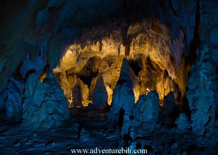 Cave tour Bosnia and Herzegovina
