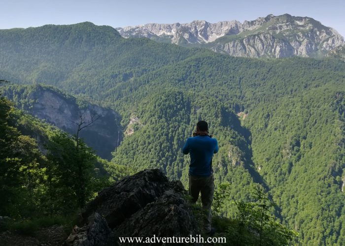 Perucica ranforest-hiking adventure