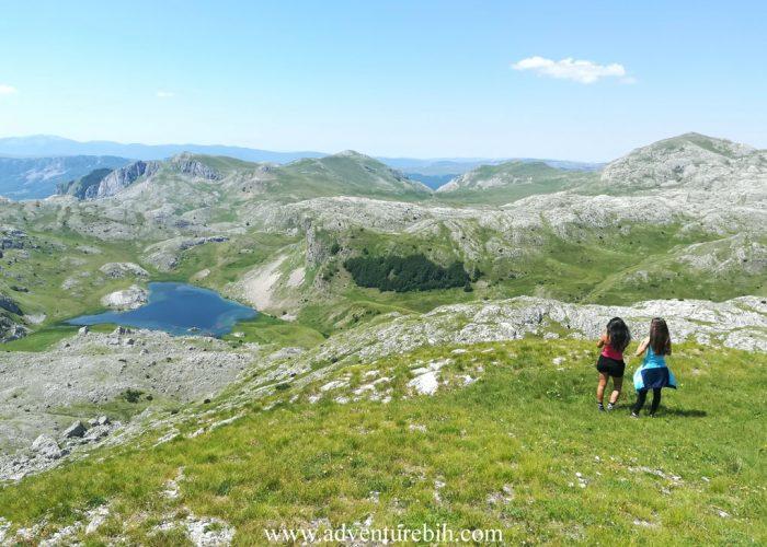 Zelengora mountain-hiking tour