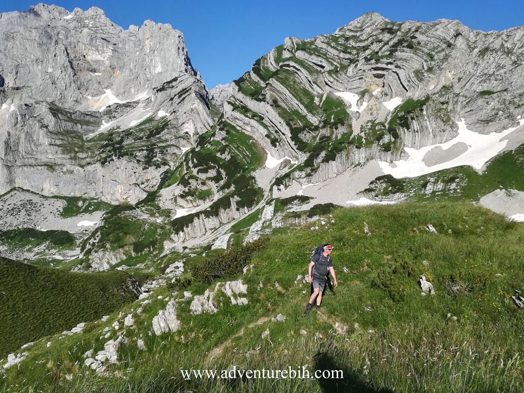 Bobotov kuk najvisi planinski vrh Crne Gore i Durmitora