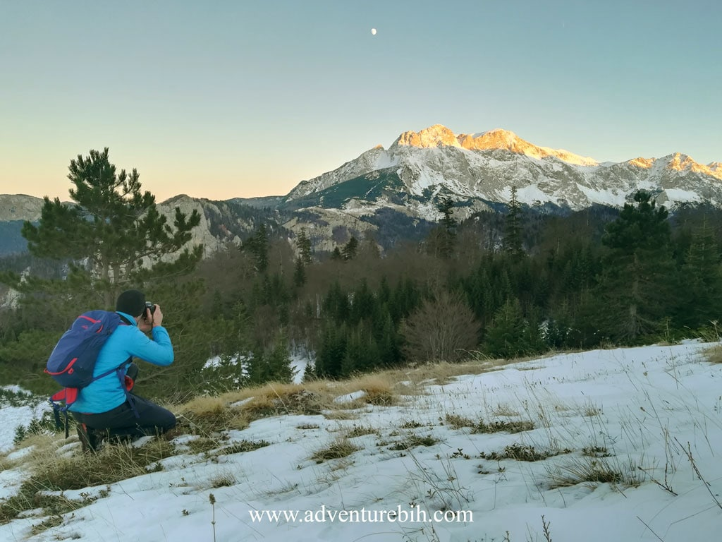 Maglić planina, najviši vrh u BiH
